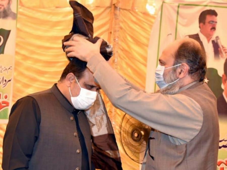 وزیراعلیٰ پنجاب عثمان بزدار کا دورہ بلوچستان ہمارے لئے باعث مسرت ہے:جام کمال خان