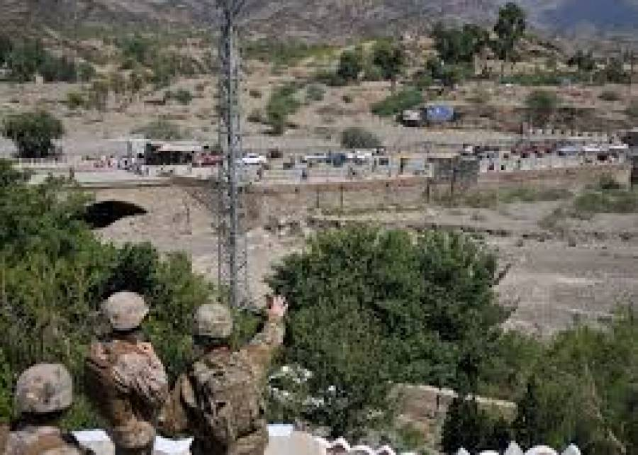 افغان سرحد سے پاکستانی علاقے باجوڑ پر فائرنگ، جانی نقصان