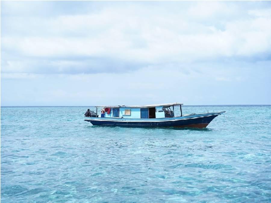 کورونا کی وبا کے دوران ایشیاکے سمندروں میں کونساشرمناک کام ہوتا رہا؟