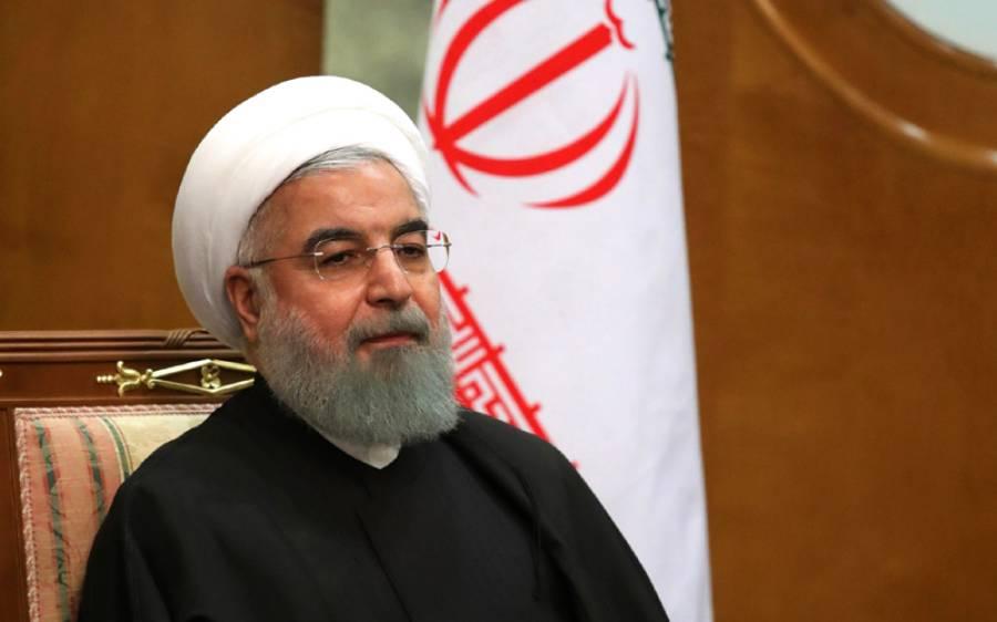 ایران میں کورونا کے کتنے مریض ہیں؟ حسن روحانی نے حیران کن انکشاف کر دیا