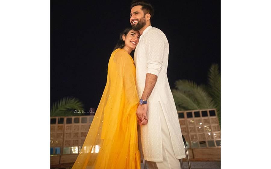 شادی کے ساتھ ہی گلوکار فلک شبیر نے اپنی بیگم سارہ خان کے لیے ایسا کام کردیا کہ انٹرنیٹ پر دھوم مچ گئی