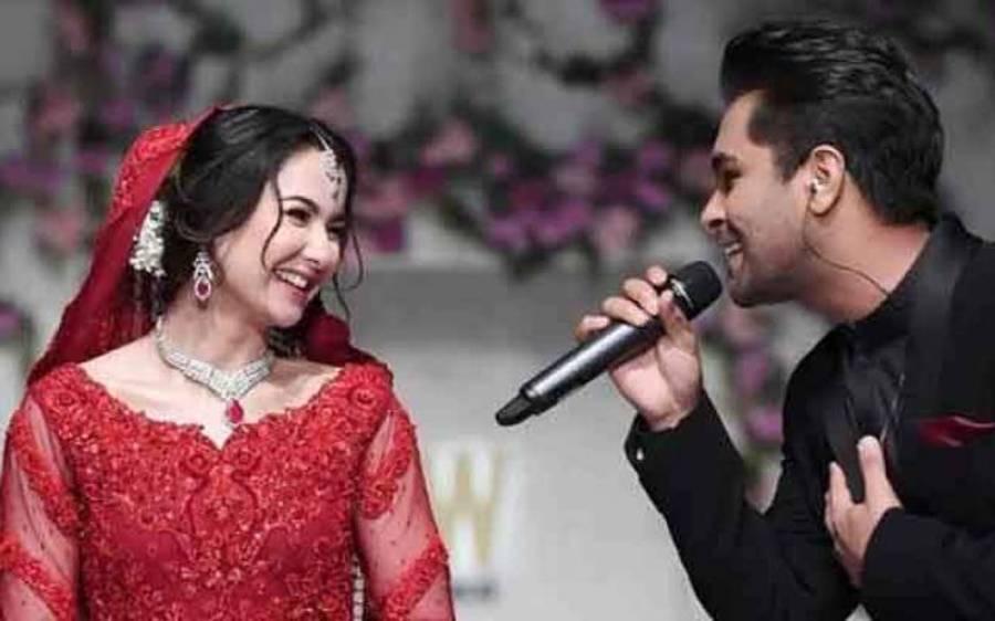 گلوکار عاصم اظہر نے اداکارہانیہ عامر کے ساتھ اپنے تعلق پر خاموشی توڑ دی ، لمبا چوڑا پیغام جاری کر دیا