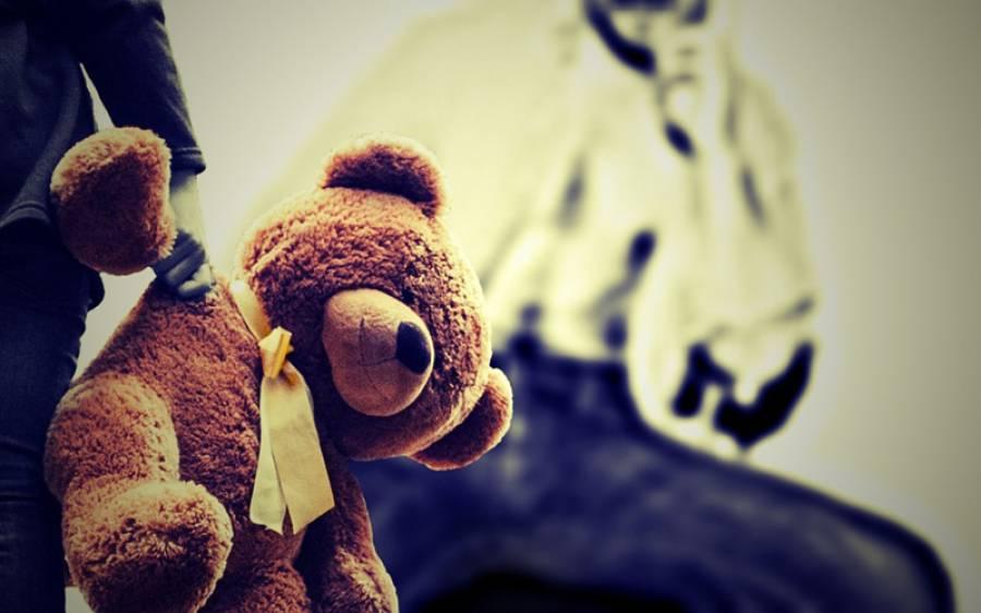 تین لڑکوں کی 5 سالہ نابالغ بچی کے ساتھ اجتماعی زیادتی