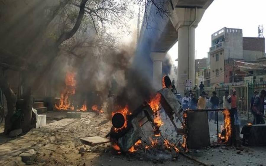 دلی فسادات، مسلمانوں کو چن چن کر نشانہ بنایا گیا، اقلیتی کمیشن کی رپورٹ نے مودی سرکار کا بھیانک چہرہ بے نقاب کردیا