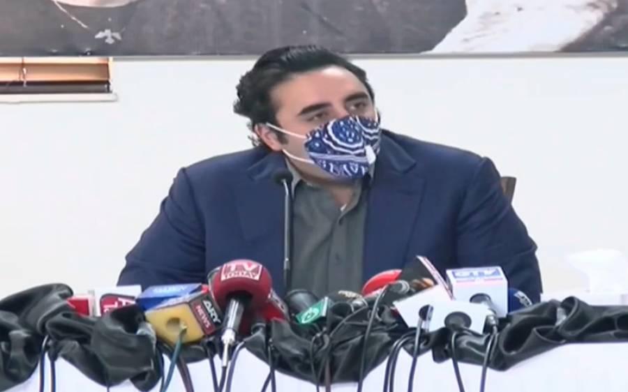 آپ نے سندھی ثقافت کا ماسک لگایا ہوا ہے؟بلاول بھٹو نے سوال پر صحافی کو لاجواب کردیا