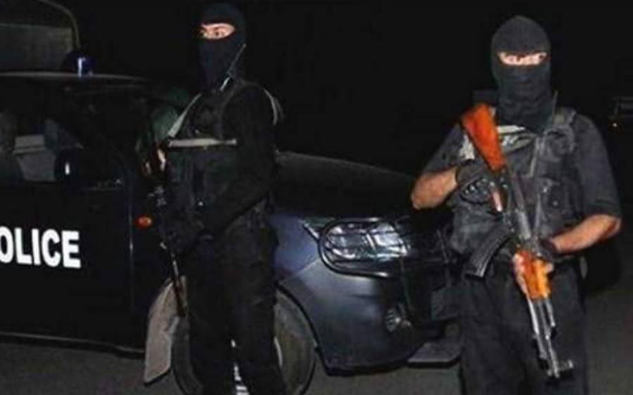 فرقہ وارانہ ٹارگٹ کلنگ میں ملوث کالعدم تنظیم کے 5 دہشتگرد گرفتار