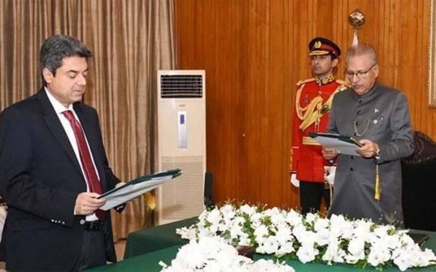 آرڈیننس میں بھارتی جاسوس کی نہ سزا ختم کی گئی نہ سہولت دی گئی ،سابق حکومت کا کلبھوشن سے متعلق فیصلہ درست تھا : فروغ نسیم