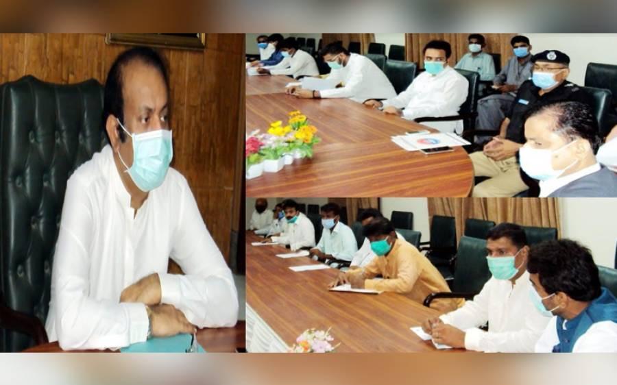 محکمہ داخلہ سندھ کی جانب سے جاری کردہ ایس او پیز کے مطابق مویشی منڈیاں لگائی جائیں گی اور عید پر صفائی کا خاص خیال رکھا جائے گا: ڈپٹی کمشنر عمرکوٹ ندیم الرحمن میمن