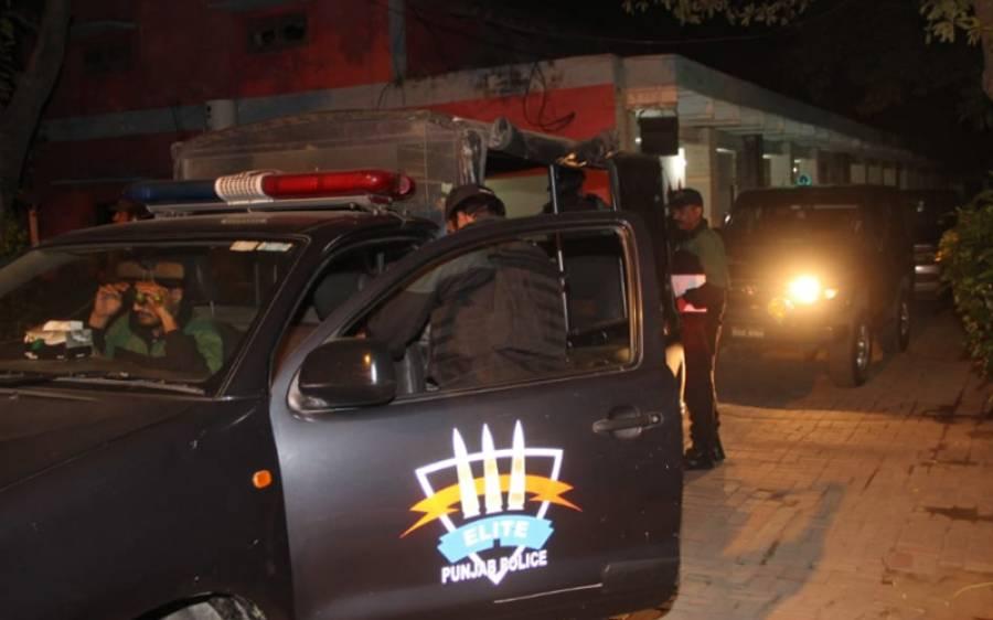 آشنا کے ساتھ مل کر شوہر کو قتل کرنے والی خاتون ساتھی سمیت گرفتار