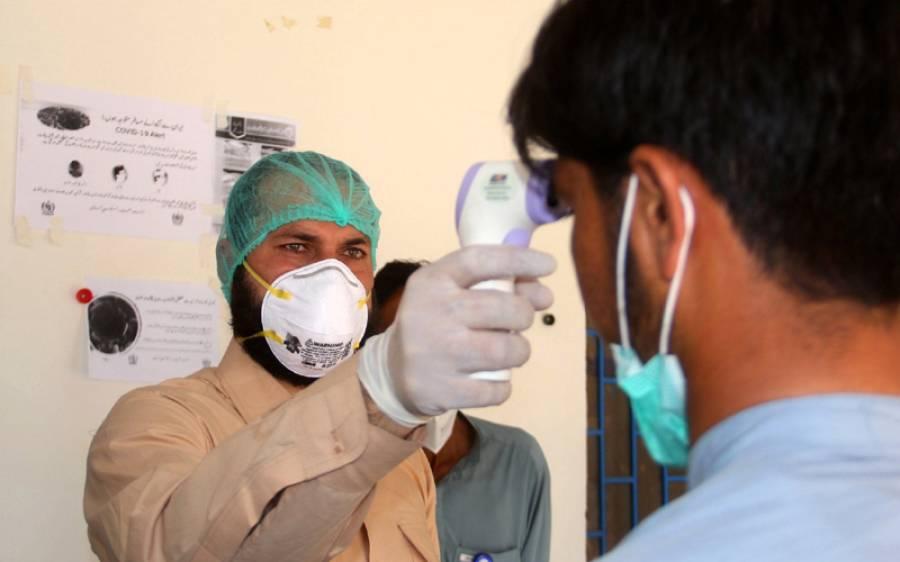 لاہورمیں کورونا کے مریضوں میں بتدریج کمی