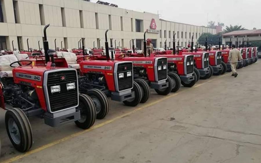 کسانوں کے لئے بڑی خوشخبری ،حکومت نے تیار ٹریکٹرز پر ناقابل یقین سبسڈی دینے کی منظوری دے دی