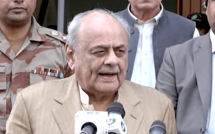 وفاقی وزیر داخلہ اعجاز شاہ کے بھائی پیر حسن احمد انتقال کرگئے