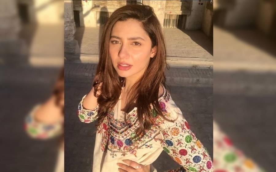 ماہرہ خان کی نئی تصاویر نے دھوم مچادی