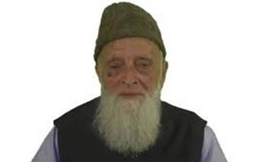 معروف مزاحیہ شاعر پروفیسرعنایت علی خاں کراچی میں انتقال کر گئے