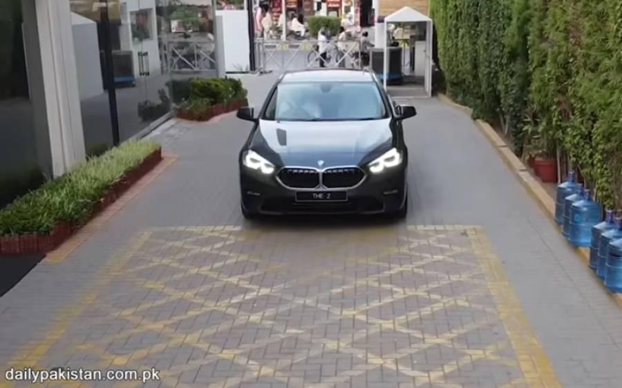 BMW نے پاکستان میں اپنی سب سے سستی کار متعارف کروا دی،لیکن فیچرز اس میں بھی بھرپور