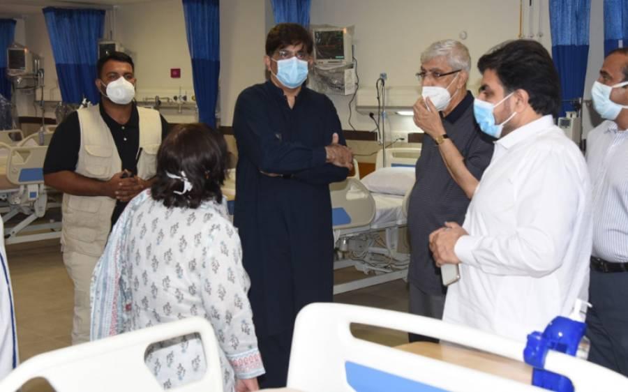 سندھ میں 24گھنٹوں کے دوران کورونا کے کتنےنئے کیسز سامنے آئے؟موذی مرض کے بارے حوصلہ افزا خبر آگئی