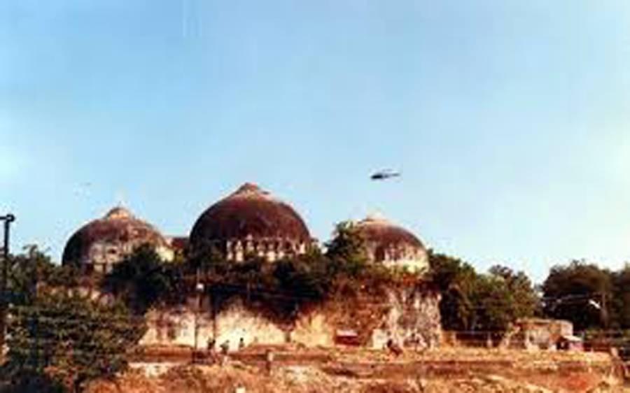 بابری مسجد کی جگہ رام مندر کاسنگ بنیاد، بھارت نے تیاری پکڑ لی