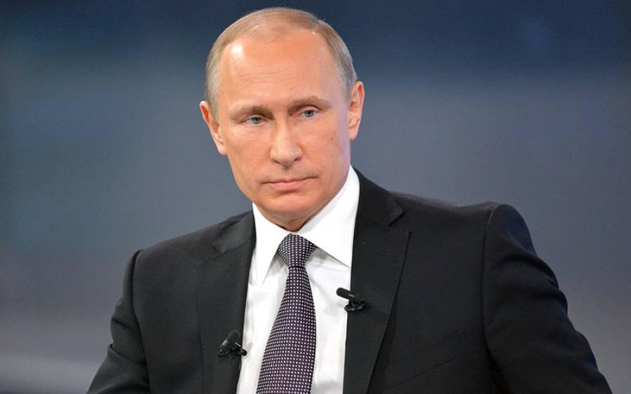 روسی بحریہ جلد ہی دنیا کے خطرناک ترین ہائپرسونک ایٹمی ہتھیاروں سے مسلح ہو جائےگی، پیوٹن