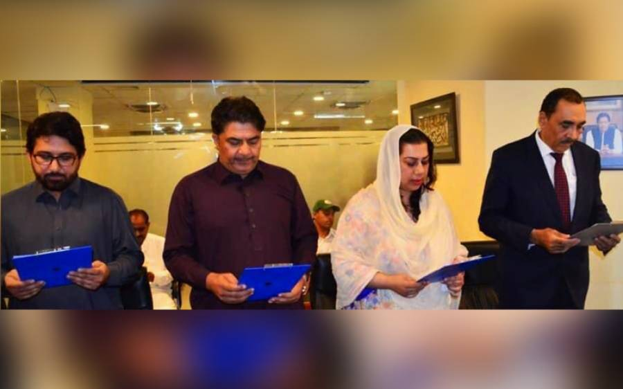 تحریک انصاف متحدہ عرب امارات کے سرگرم کارکن محمد شاہد خان مالاکنڈ ویلفیئر ونگ کے صدر منتخب