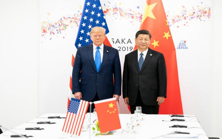 95 فیصد چینی اپنی حکومت پر بھروسہ کرتے ہیں، امریکہ کا کیا حال ہے؟ ٹرمپ کیلئے انتہائی پریشان کن خبر آگئی