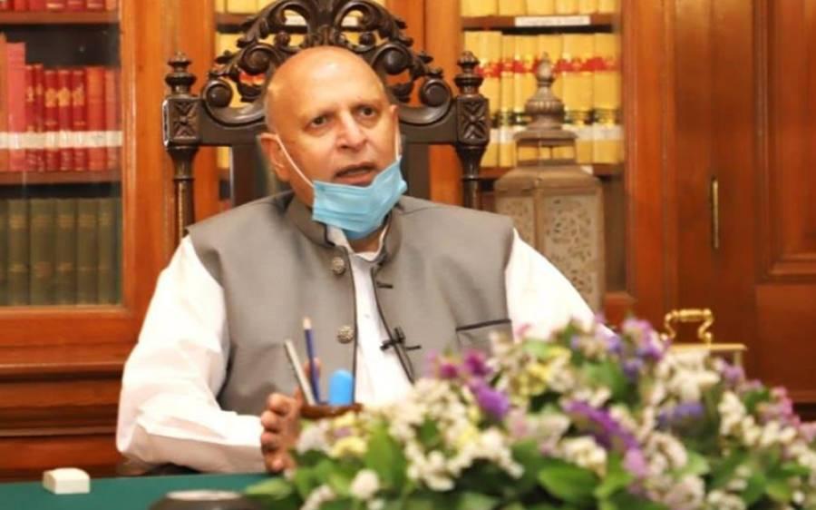 کورونا سے بچاؤ کیلئے عید سادگی کے ساتھ منانے کے سواکوئی آپشن نہیں:چوہدری محمدسرور