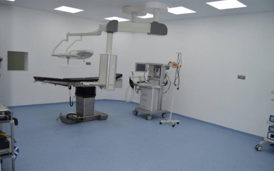 وزیر اعلیٰ پنجاب کے آبائی علاقے میں 250بستروں پر مشتمل غازی نیشنل ہسپتال تکمیل کے آخری مراحل میں ،اس شاندار ہسپتال کا افتتاح کب ہوگا ؟جانئے