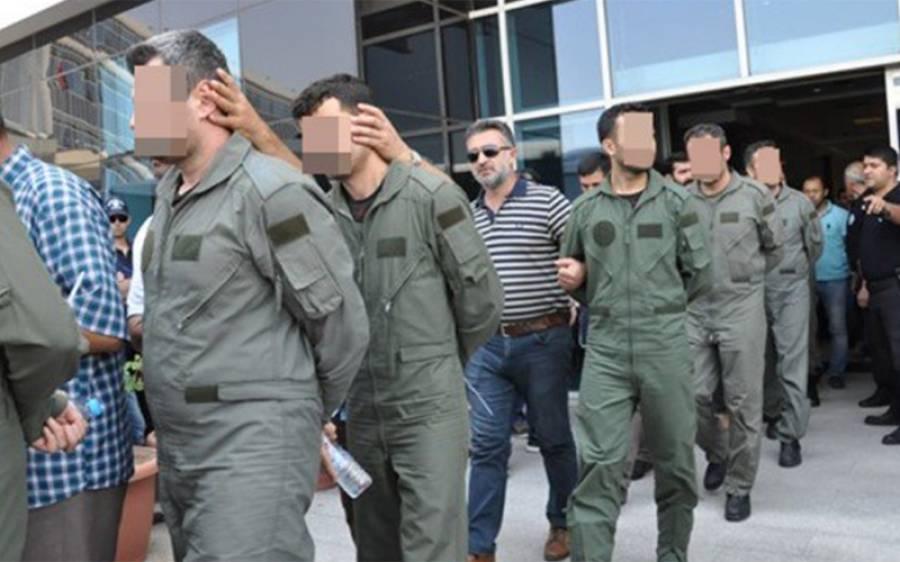 ترکی میں ناکام بغاوت میں ملوث 68 مشتبہ افراد کے وارنٹ جاری