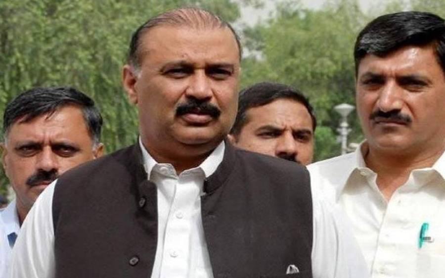 تحریک انصاف کے رہنما راجہ ریاض پنجاب میں لاک ڈاﺅن پر اپنی ہی حکومت پر برس پڑے