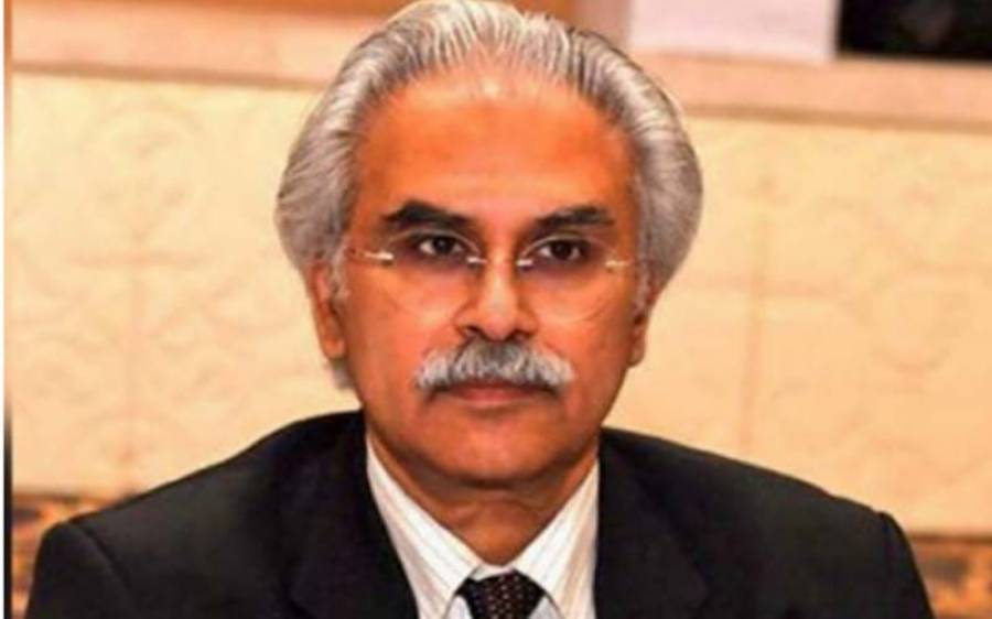 مشیر صحت ڈاکٹر ظفر مرزا نے بھی عہدے سے استعفیٰ دیدیا