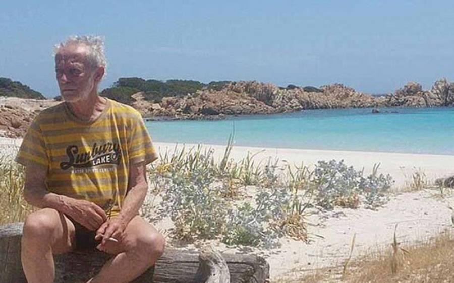 وہ آدمی جو 31 سال سے ایک جزیرے پر تنہا رہ رہا ہے