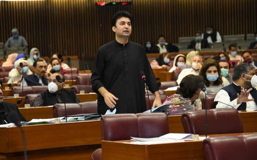 مراد سعید نے ایک بار پھر اپوزیشن کی دم پر پاؤں رکھ دیا ،قومی اسمبلی میں وفاقی وزیر کی دھواں دار تقریر نے حزب اختلاف کے چھکے چھڑا دیئے