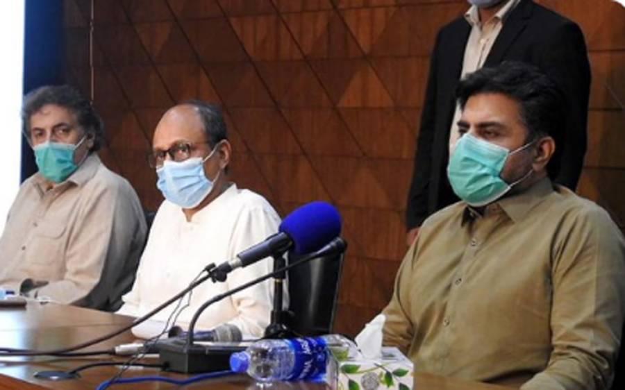 جس طرح میڈیا پر یہ تاثر دیا گیا کہ کراچی ڈوب گیا ہے ایساکچھ نہیں ہوا بلکہ اس سال۔۔۔۔پیپلز پارٹی کے صوبائی وزراسعید غنی اور سید ناصر حسین شاہ نے حیران کن دعویٰ کردیا