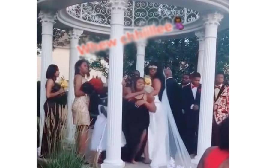 شادی کی تقریب، عورت اپنے بچے کے ساتھ آن دھمکی، ایسا دعویٰ کردیا کہ دولہا کے رنگ اڑگئے، شادی خطرے میں پڑگئی