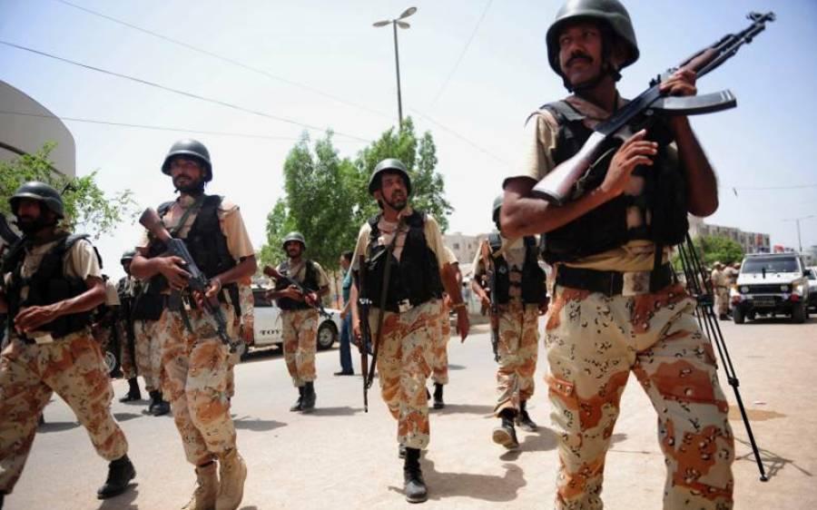 پاکستان رینجرز نے عیدالا ضحٰی پر حکومتی ضابطہ اخلاق کی پابندی کو یقینی بنانے کے احکامات جاری کردئیے