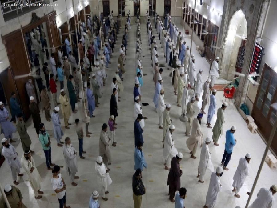 ملک بھرمیں عیدالاضحیٰ مذہبی جوش و جذبے سے منائی جارہی ہے