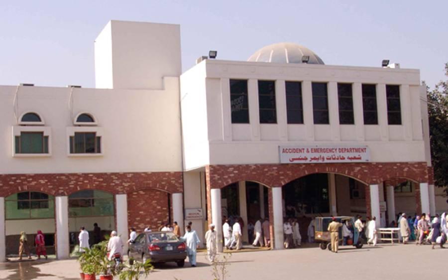 سروسز ہسپتال لاہور میں کورونا کا آخری مریض بھی صحتیاب، خوشخبری آگئی