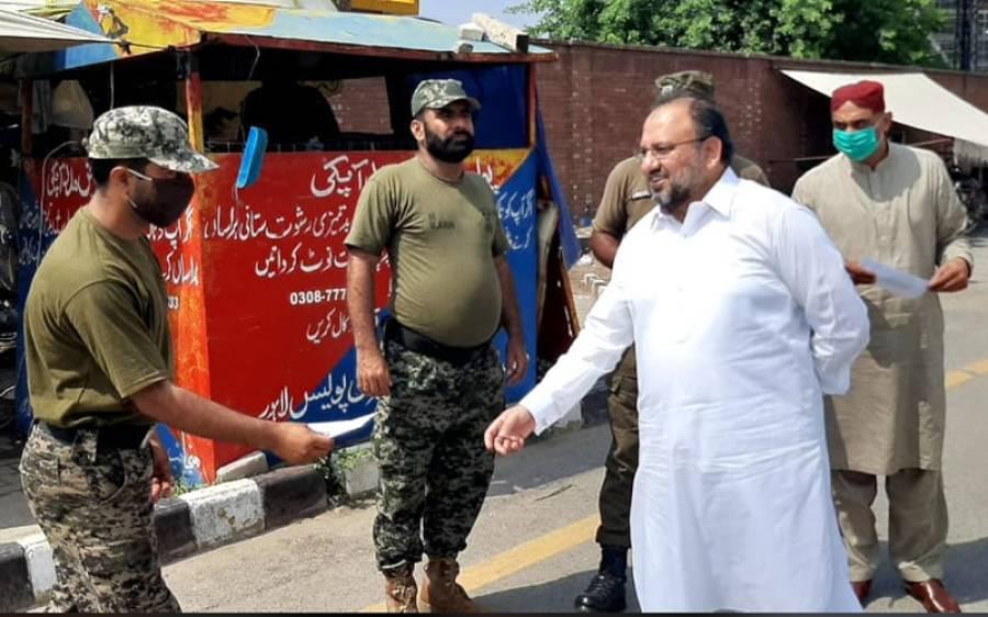 سی سی پی او لاہورذوالفقار حمید نے بڑی عید کے موقع پر پولیس کو بڑا حکم جاری کردیا