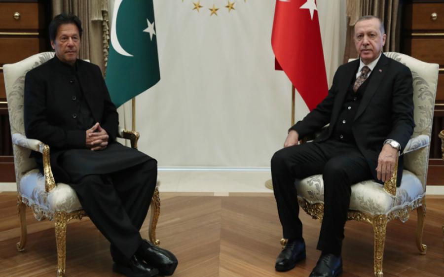 ترک صدر نے عید کے روز عمران خان کو فون گھمادیا، کیا باتیں ہوئیں؟َ تفصیلات سامنے آگئیں