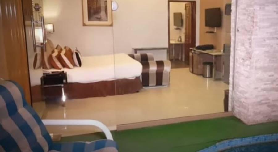 لاہور کا پر تعیش ترین ہوٹل کا کمرہ، اب آپ بھی اس کمرے میں مفت رات گزار سکتے ہیں