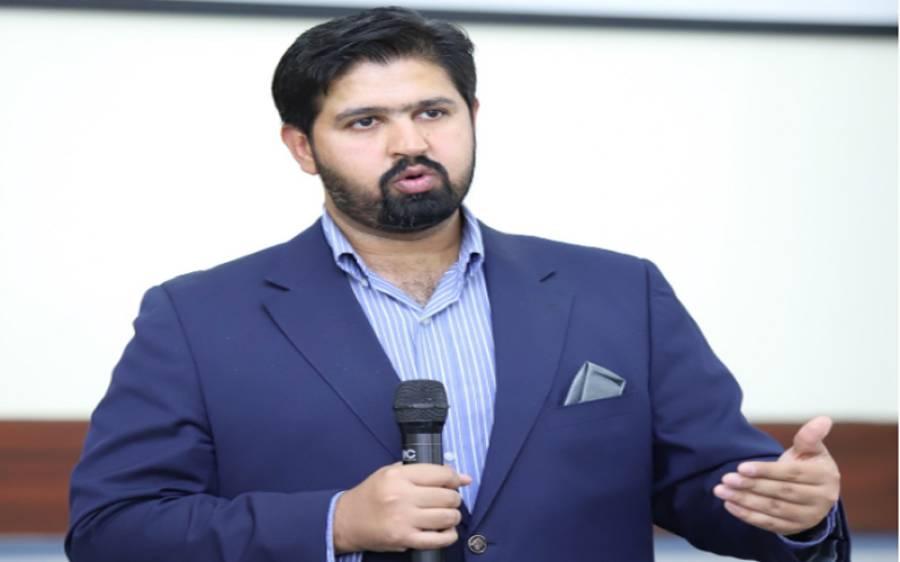 عمران غزالی ڈیجیٹل میڈیا ونگ کے سربراہ مقرر