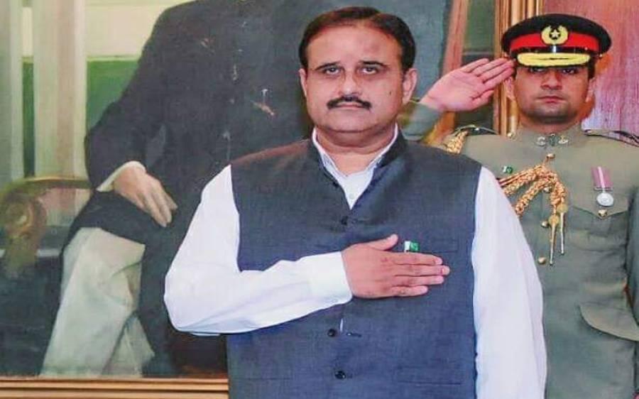 وزیر اعلیٰ پنجاب نے اینکر پرسن عمران خان کو لیگل نوٹس بھیج دیا