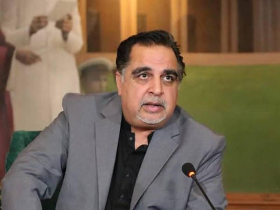 پاکستانی عوام اپنے کشمیری بھائیوں کو تنہا نہیں چھوڑیں گے،گورنر سندھ