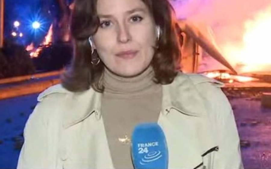بیروت دھماکے میں غیر ملکی رپورٹر بھی زخمی ، ٹویٹر پر ایسا پیغام جاری کر دیا کہ جان کر آپ بھی ہمت کی داد دیں گے