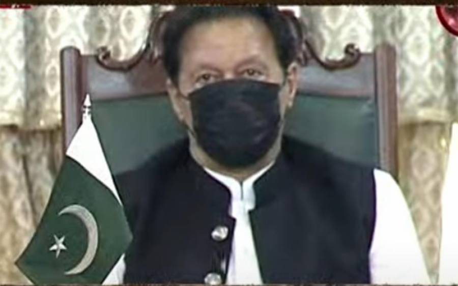 یوم استحصال کشمیر، آزادجموں و کشمیر قانون ساز اسمبلی کااجلاس،وزیراعظم عمران خان نے بلیک ماسک پہن لیا