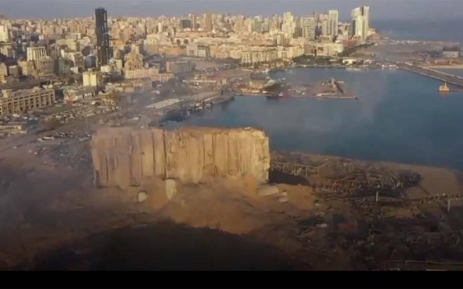 بیروت دھماکے میں کتنے پاکستانی زخمی اور جاں بحق ہوئے ہیں ؟ افسوسناک خبر آ گئی