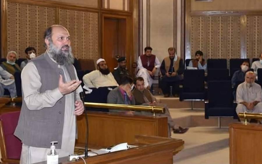 جمہوریت کے چمپئن ہونے کا دعویدار بھارت کشمیریوں پر مظالم ڈھارہا ہے،بلوچستان سے ہندوستان کےخلاف سب سے بڑی آواز بلند ہو گئی