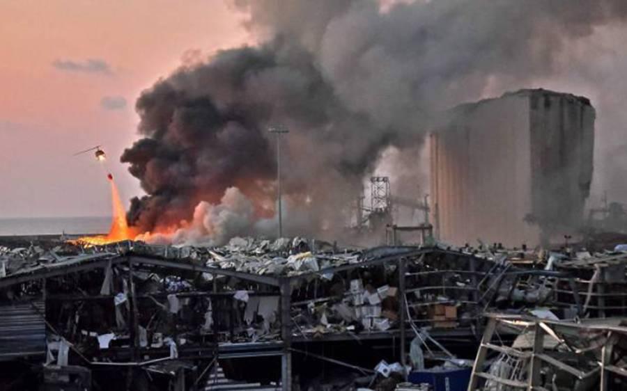 بیروت میں خوفناک دھماکے سے 3 لاکھ لوگ بے گھر، اور کیا کچھ تباہ ہوگیا؟ انتہائی افسوسناک تفصیلات سامنے آگئیں