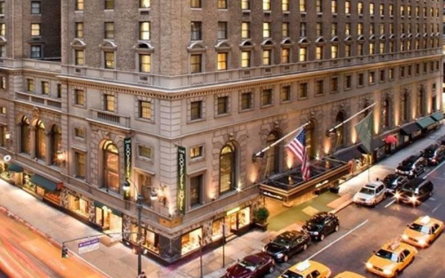 قائمہ کمیٹی  نجکاری کا پی آئی اے کے روز ویلٹ ہوٹل سے متعلق ان کیمرا اجلاس میں بریفنگ لینے کا فیصلہ