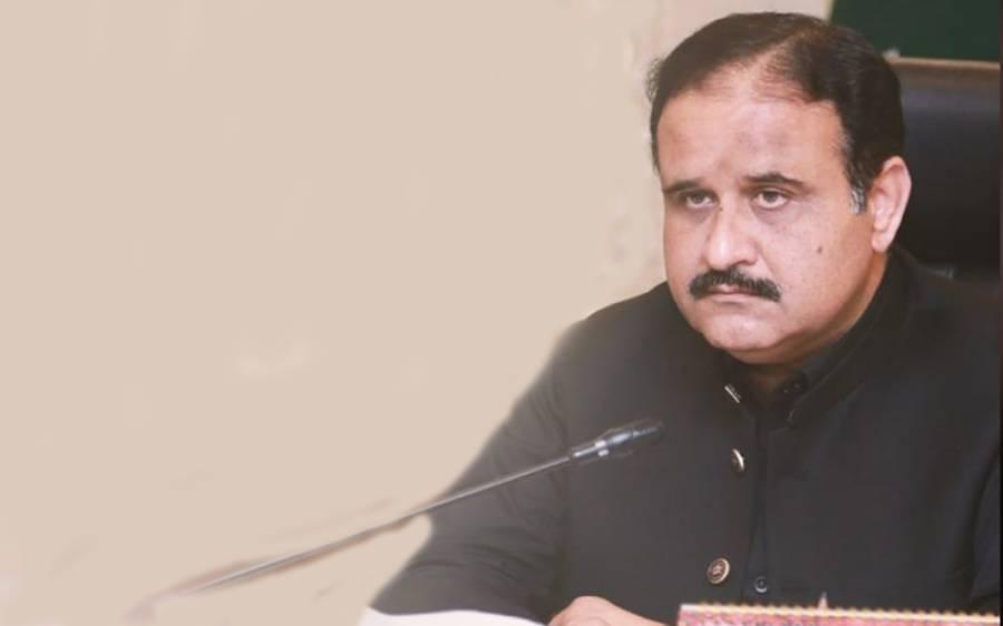 عثمان بزدار کے استعفیٰ کے مطالبے کی قرارداد پنجاب اسمبلی میں جمع