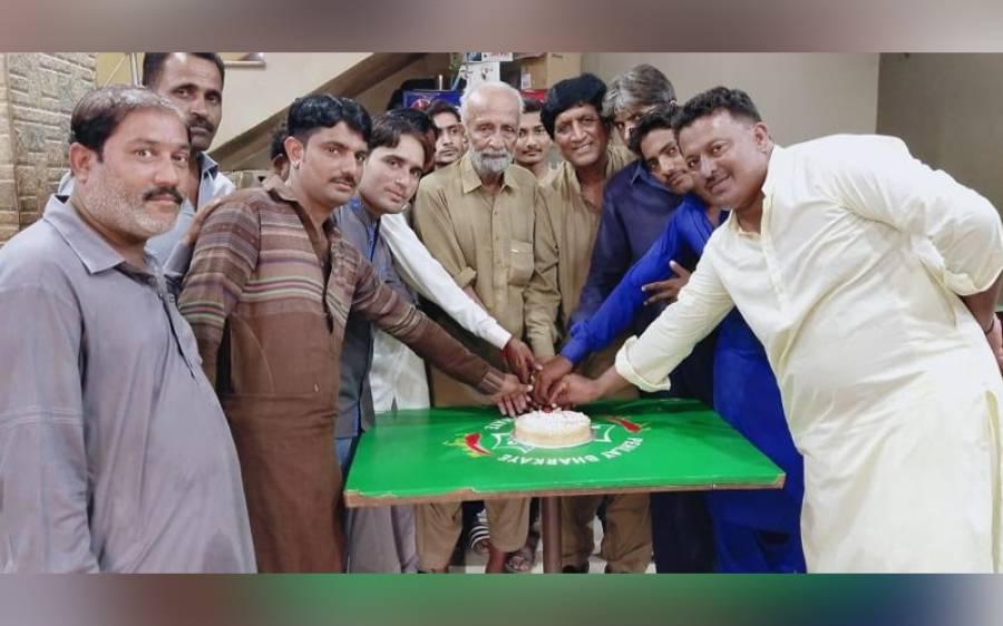 سندھ کے نامور ادیب، دانشور اور جج کامریڈ تاج محمد ابڑو کی 96 ویں سالگرہ عمرکوٹ جرنلسٹ فورم اور سندھی ادبی سنگیت کے تعاون سے پریس کلب میں منائی گئی